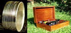 20 inscribed voice recording on wedding ring ..... so unique !
