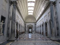 Never Forget What an Awesome Museum this is: The Vatican Museum @ The Vatican!!