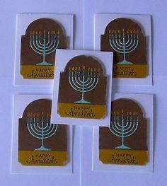 Happy Hanukkah Card Sets