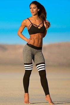 OMG! We are obsessing over our Patented thigh-high Sock Leggings™. Our amazing silky soft, light weight fabric moves with your body and feels so wonderful against your skin. A great maximum stretch fabric that also helps hide problem areas because of its design. We created this look so you no longer have to wear sport socks over tights to achieve this look. Now you can combine two layers of clothing into one solid sexy looking leggings. The sock portion is constructed with breathable mesh…