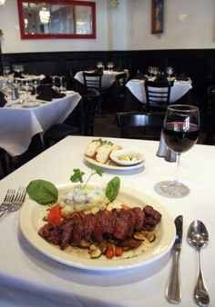Da Noi In Downtown Staten Island Offers Clic Italian Cuisine An Upscale And Cozy Ambiance