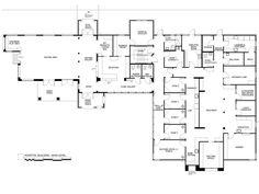 Veterinary floor plan: Zoot Pet Hospital