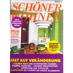 SCHÖNER WOHNEN Heft 3 / 2012