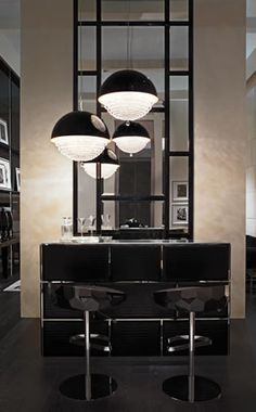 Suspension Lighting Ideas: most inspiring lamps - Fendi http://www.delightfull.eu/