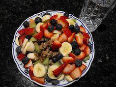 Susan Streets  Power Porridge Breakfast