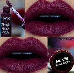 90's lip Color