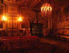 フォンテーンブロー宮殿の華やかな内装③