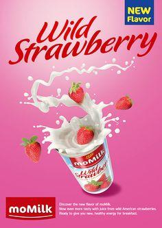 Create a Commercial Print Advertisement Using Splashes - Tuts+ Premium Tutorial Design Spartan, Wild Strawberries, Creative Skills, 3d Max, Print Advertising, Graphic Design Tutorials, Photoshop Tutorial, Design Reference, Graphic Design Illustration