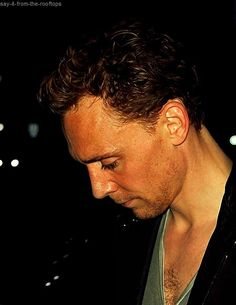 """I'm dying... I almost pinned this to my """"Good Things to Eat"""" board by accident. [TH's chest hair. *faints*]"""