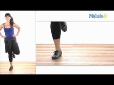 How to Do a Maxi Ford in Tap Dance - YouTube