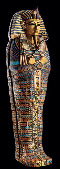 Tutankhamun was an Egyptian pharaoh of the 18th dynasty (ruled c. 1332–1323 BC in the conventional chronology), during the period of Egyptian history known as the New Kingdom or sometimes the New Empire Period. He has since his discovery been colloquially referred to as King Tut.