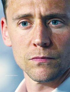 Tom Hiddleston is hot.
