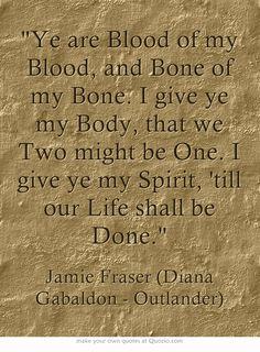 Favorite Outlander Quotes