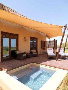 Sir Bani Yas Island in Abu Dhabi  #SirBaniYas #AbuDhabi #Anantara #AlSahelVillaResort #Luxury