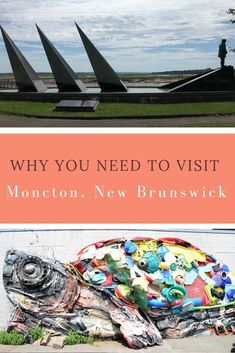 The gateway to the Fundy Coast, Moncton is one of Canada's most affordable and interesting cities for families. Here are the best things to do in Moncton. Visit Canada, Canada Trip, Canada Eh, New Brunswick Canada, Canada Destinations, East Coast Road Trip, Canadian Travel, Quebec City, Greatest Adventure