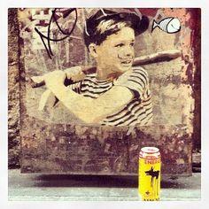 #darkdog #graffiti