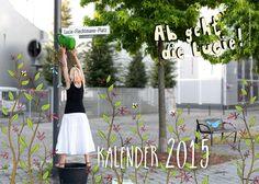 """Spenden fürs Projekt """"Ab geht die Lucie"""" und den Lucie-Kalender bekommen. Lucie-Kalender_2015-00.jpg"""