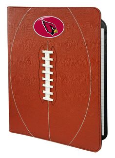 Arizona Cardinals Classic NFL Football Portfolio - 8.5 in x 11 in