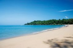 Khao Lak Beach, Khao Lak, Thailand