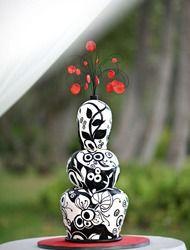 Mariage gothique, Gothique and Gâteaux de mariage on Pinterest