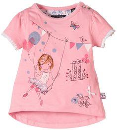blue seven Mädchen T-Shirt Mini Md: Amazon.de: Bekleidung