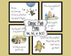 Klassische Winnie The Pooh von DesignsbyCassieCM auf Etsy