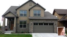 Another Home Complete & Ready For The Buyers To Move In. Nothing Says Home Like A Home Created The Way YOU Want. See Why Many Home-buyers Are Choosing Cervino & Stop By Our Model Home! http://cervinoutah.com/