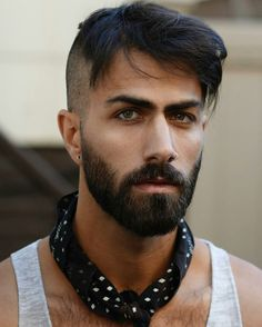 I'm Cody! Born and raised in Upstate NY. Beard Tattoo, Male Face, Hairy Men, Beautiful Eyes, Sexy Men, Hot Men, Hot Guys, Take That, Celebrities