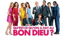 Que mal fiz a Deus?*** Um casal francês católico e conservador vê a vida andar para trás quando as suas quatro filhas casam com homens de diferentes origens e religiões.