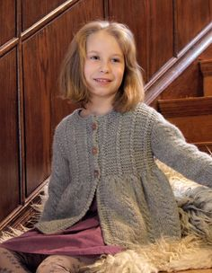 Ravelry: Fred/Peace pattern by Kari Hestnes Garter Stitch, Ravelry, Barn, Feminine, Peace, Knitting, Sweaters, Pattern, Jackets