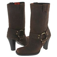 Harley Davidson Boots....comfy, durable, and cute!