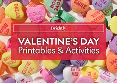 Valentine's Day is fun to celebrate at any age, and these free exclusive printables will make the holiday even sweeter.