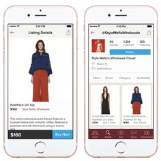 Chance to win $500 | Poshmark Launches Retail With the Largest Mobile Sales Force in the Country | IFB