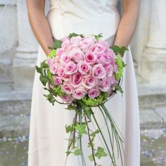 Pale pink rose bouquet. Wedding Flower Design, Wedding Flowers, Pink Rose Bouquet, Pale Pink, Flower Designs, Corsages, Table Decorations, Bouquets, Wedding Ideas