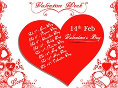 187 best lovers day images lovers day, happy valentines dayall valentine week list 2018 calendar valentine\u0027s day date sheet full schedule 7 14 days of v day february time table 2 week w k name images pictures wiki