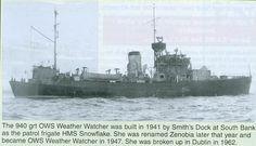 Tees built ship.