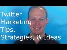 Twitter marketing tutorial #twitter