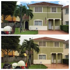 Don't want to spend the whole weekend cleaning your driveway , patio or roof.We gotcha covered!Call or text A&D Pressure Washing at 954 980 0454 !!! commercial and residential call or text 954 980 0454!!!