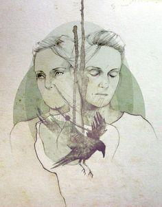 Agnes Obel by Elia Fernández