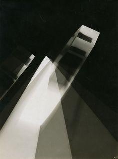 László Moholy-Nagy, Untitled (Photogram), 1925