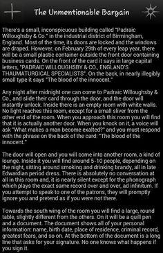 creepypasta scary story