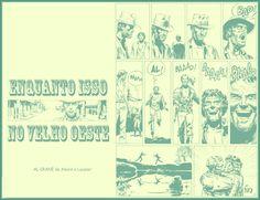 Grafados: Al Crane - Enquanto isso no velho oeste (Sometime in Old West)