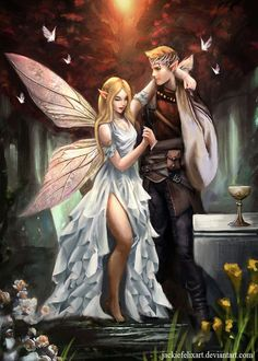 Image result for fairy romance