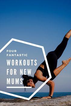 4 fantastic workouts
