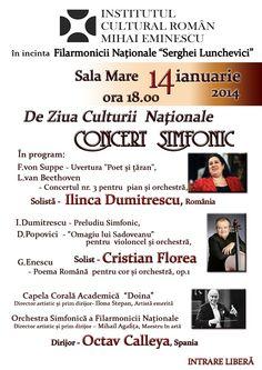 Ziua Culturii Naționale la Chișinău și Cahul