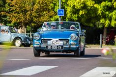 MG Midget aux 48h Automobiles de Troyes #MoteuràSouvenirs Reportage : http://newsdanciennes.com/2016/09/12/les-48h-automobiles-de-troyes-2016-cetaient-quatre-jours-de-bonheur/