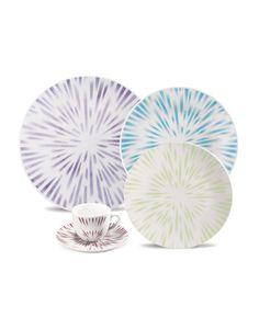 Oxford Porcelanas - Coup Dust 20 peças