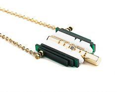 Lily Kamper, London jewelry designer