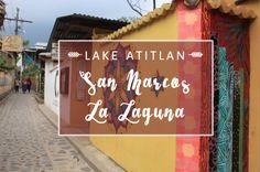 Boat Trip to San Marcos La Laguna, Lake Atitlán   The Wanderlust Effect Travel Blog