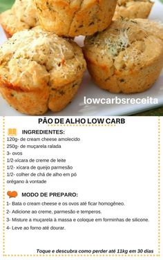 Paleo, Keto, Light Diet, Bread Cake, Low Carb Recipes, Food And Drink, Vegetarian, Meals, Cooking